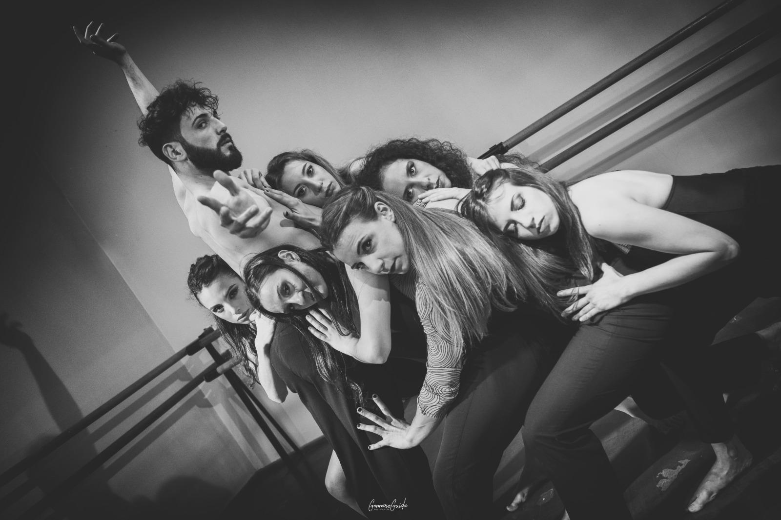 Debutto all'Abeliano di Bari dello spettacolo di danza: Mozartangosuite  di Domenico Iannone
