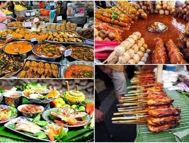 ''Kitchen from the World. Lo sapevi che....'': Cibo in Thailandia.