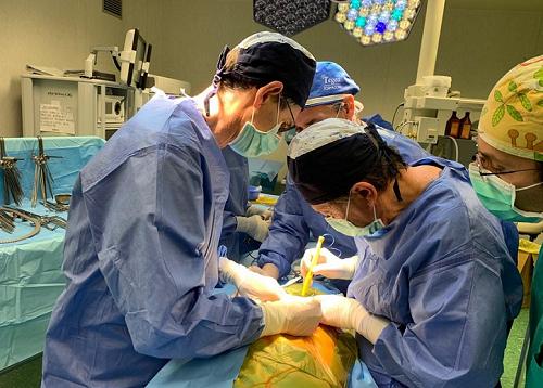 L'emergenza Covid-19 non ferma i trapianti di rene al Policlinico