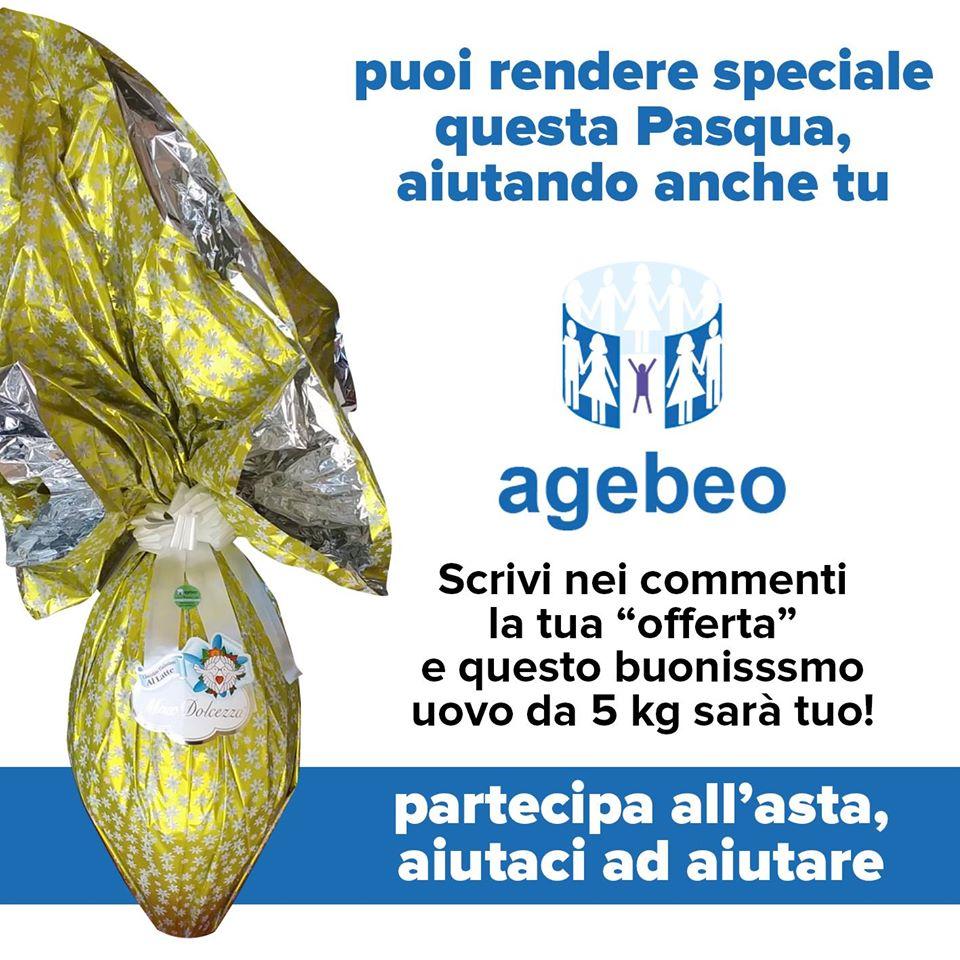 Un'asta pro-Agebeo