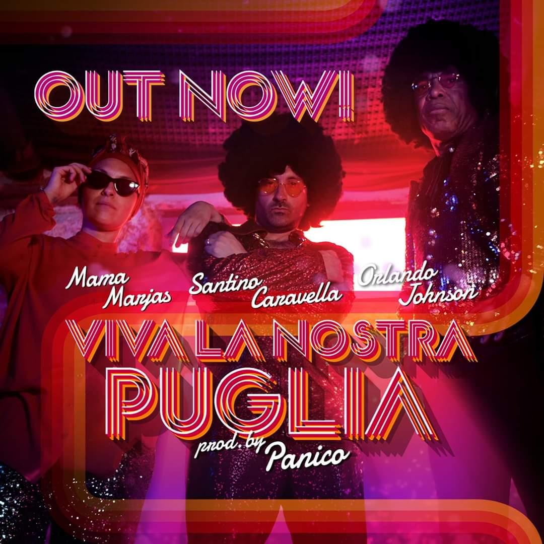 """''Viva la nostra Puglia"""" - L'inno funky di Santino Caravella, il comico di Made in Sud"""
