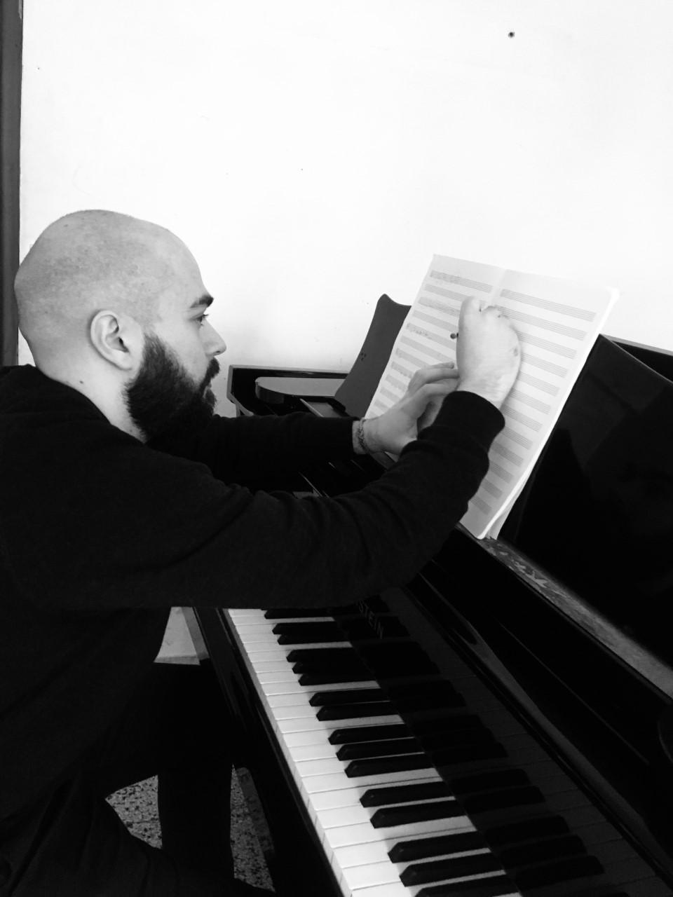 """Onofrio Cellamare presenta """"Alive"""": il terzo singolo del pianista e compositore barese disponibile sulle piattaforme di streaming"""