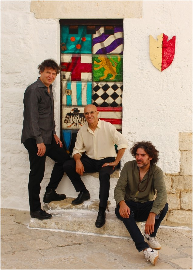 GIOVANNI PAISIELLO FESTIVAL Taranto - Al Teatro Fusco The Jazz Mood of Paisiello's Music con il Resiliency Jazz Trio (Enzo Lanzo, Mirko Signorile, Camillo Pace)
