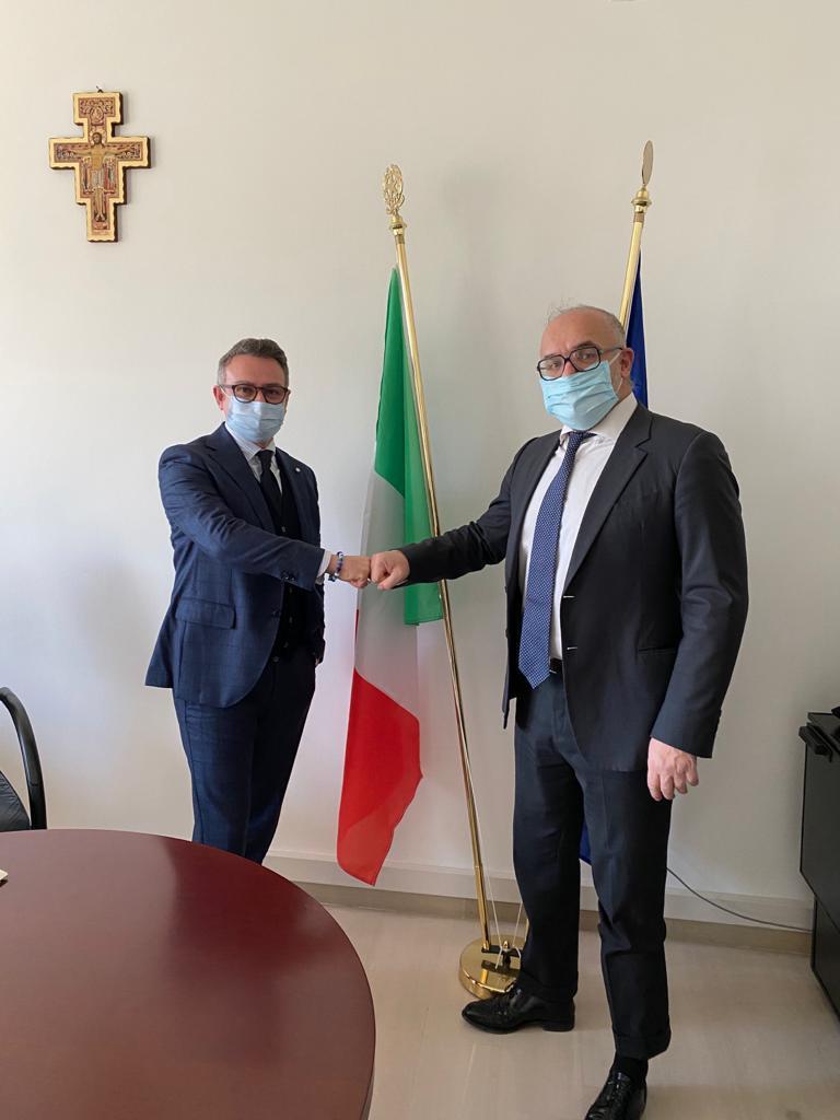 Sistema Impresa Bari, il nuovo presidente l'avvocato Giacomo Cuonzo