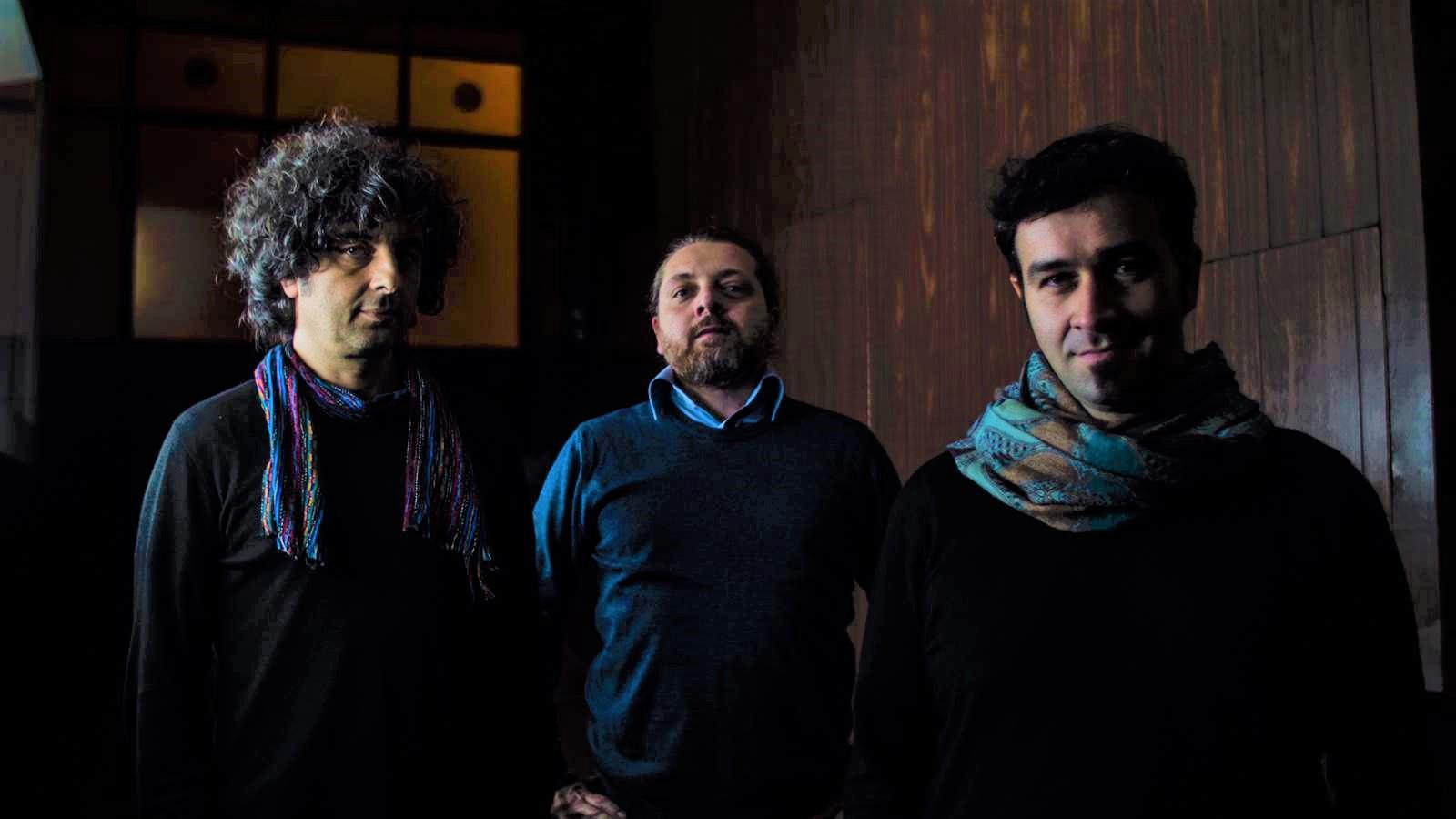 "Mordente Musica presenta ""Sudestrio"""