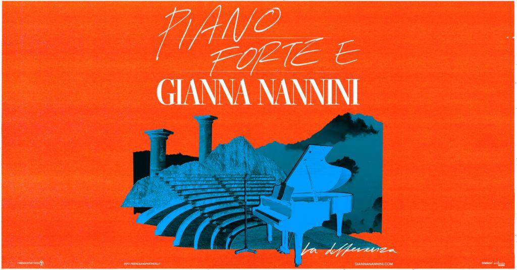 OTRANTO SUMMER FESTIVAL - Gianna Nannini il 13 agosto nel Fossato del Castello
