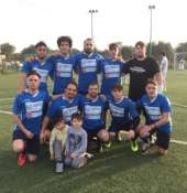 Torneo di calcio a 7 Memorial Vincenzo Farina