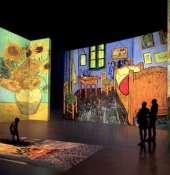 VAN GOGH ALIVE The Experience fa tappa a Bari al Teatro Margherita